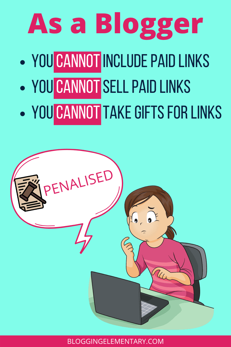 sponsored posts versus paid links on a blog
