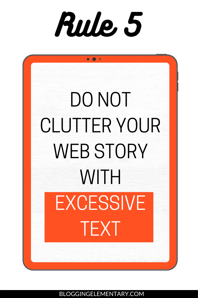 do's and don'ts of using google web stories